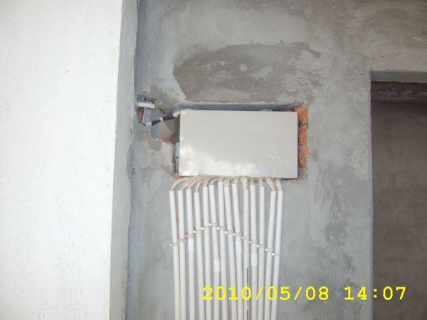 看我家的水电图 居家装修