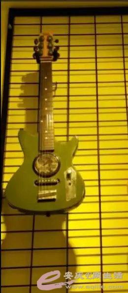 仓处理最后一批入门级民谣吉他 儿童架子鼓 电吉他 小谱架 安庆E网